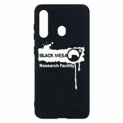 Чехол для Samsung M40 Black Mesa