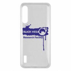 Чохол для Xiaomi Mi A3 Black Mesa