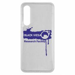 Чехол для Xiaomi Mi9 SE Black Mesa