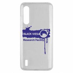 Чехол для Xiaomi Mi9 Lite Black Mesa