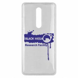 Чехол для Xiaomi Mi9T Black Mesa