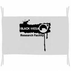Флаг Black Mesa