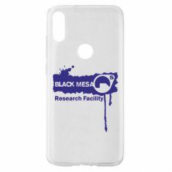 Чехол для Xiaomi Mi Play Black Mesa