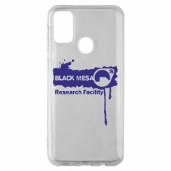 Чехол для Samsung M30s Black Mesa