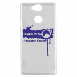 Чехол для Sony Xperia XA2 Black Mesa - FatLine