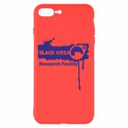 Чехол для iPhone 7 Plus Black Mesa