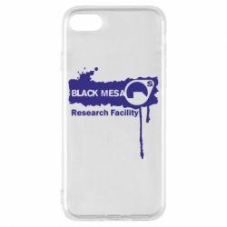 Чехол для iPhone 8 Black Mesa
