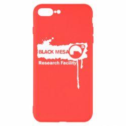 Чехол для iPhone 8 Plus Black Mesa