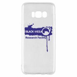 Чехол для Samsung S8 Black Mesa