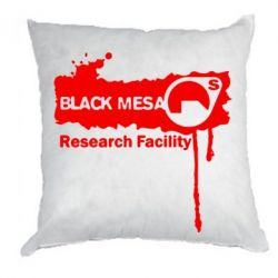 Подушка Black Mesa - FatLine