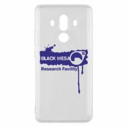 Чехол для Huawei Mate 10 Pro Black Mesa - FatLine