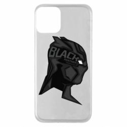 Чехол для iPhone 11 Black Panter Art