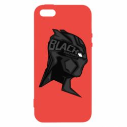 Чехол для iPhone5/5S/SE Black Panter Art