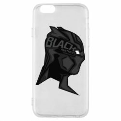 Чехол для iPhone 6/6S Black Panter Art
