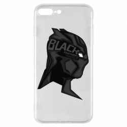 Чехол для iPhone 8 Plus Black Panter Art