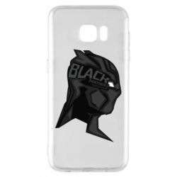Чехол для Samsung S7 EDGE Black Panter Art