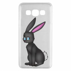 Чохол для Samsung A3 2015 Black Rabbit