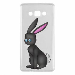 Чохол для Samsung A7 2015 Black Rabbit