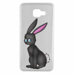 Чохол для Samsung A7 2016 Black Rabbit