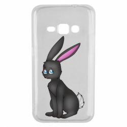 Чохол для Samsung J1 2016 Black Rabbit