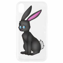 Чохол для iPhone XR Black Rabbit
