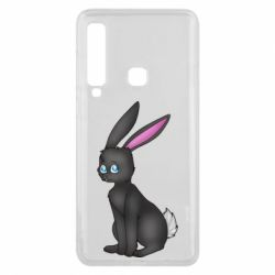 Чохол для Samsung A9 2018 Black Rabbit