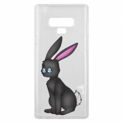 Чохол для Samsung Note 9 Black Rabbit