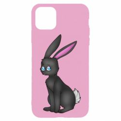 Чохол для iPhone 11 Black Rabbit