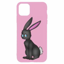 Чохол для iPhone 11 Pro Black Rabbit