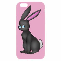 Чохол для iPhone 6/6S Black Rabbit