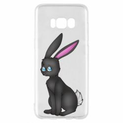 Чохол для Samsung S8 Black Rabbit