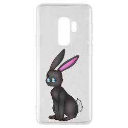 Чохол для Samsung S9+ Black Rabbit