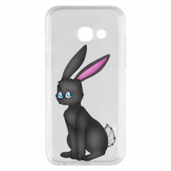 Чохол для Samsung A3 2017 Black Rabbit