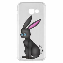 Чохол для Samsung A5 2017 Black Rabbit