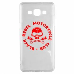 Чехол для Samsung A5 2015 Black Rebel Motorcycle Club