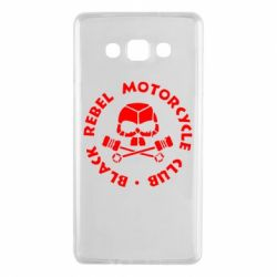 Чехол для Samsung A7 2015 Black Rebel Motorcycle Club