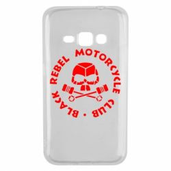 Чехол для Samsung J1 2016 Black Rebel Motorcycle Club