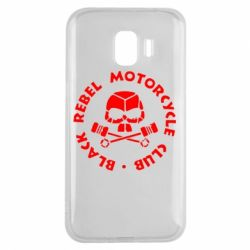 Чехол для Samsung J2 2018 Black Rebel Motorcycle Club