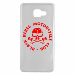 Чехол для Samsung A7 2016 Black Rebel Motorcycle Club