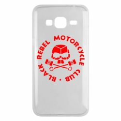 Чехол для Samsung J3 2016 Black Rebel Motorcycle Club