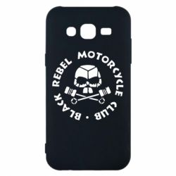 Чехол для Samsung J5 2015 Black Rebel Motorcycle Club