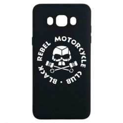 Чехол для Samsung J7 2016 Black Rebel Motorcycle Club