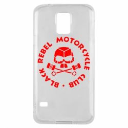 Чехол для Samsung S5 Black Rebel Motorcycle Club