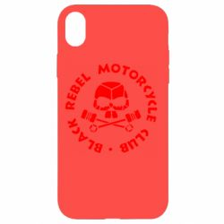 Чехол для iPhone XR Black Rebel Motorcycle Club