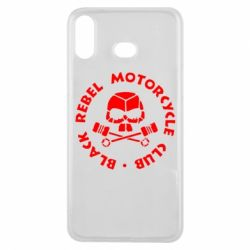 Чехол для Samsung A6s Black Rebel Motorcycle Club