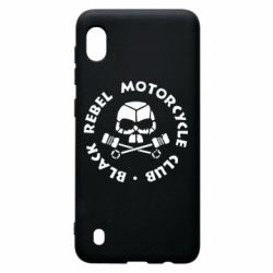 Чехол для Samsung A10 Black Rebel Motorcycle Club