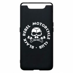 Чехол для Samsung A80 Black Rebel Motorcycle Club