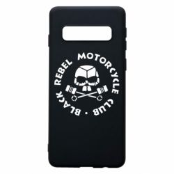 Чехол для Samsung S10 Black Rebel Motorcycle Club