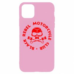 Чехол для iPhone 11 Pro Max Black Rebel Motorcycle Club