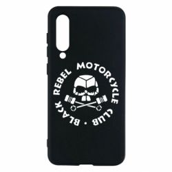 Чехол для Xiaomi Mi9 SE Black Rebel Motorcycle Club